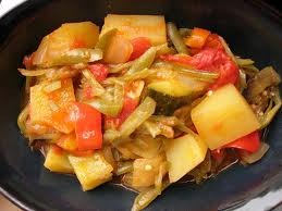 Turkish Vegetable Stew