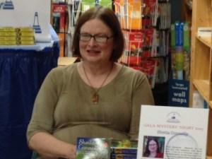 The prolific Sheila Connolly
