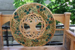 An example of what's at the Sun Yat Sen Garden