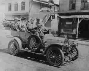 1909automobile
